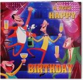 A very happy birthday - Wenskaart met muziek - #3