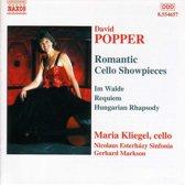 Popper Romantic Cello Showpieces Im Walde Requiem etc Kliegel et al
