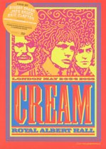 Cream - at Royal Albert hall