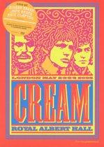 Cream - at Royal Albert hall