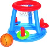 Opblaasbaar Basketbal/Play Set