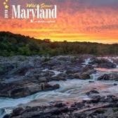 Maryland, Wild & Scenic 2018 Wall Calendar