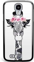 Samsung Galaxy S4 hoesje - Giraffe