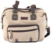 Adventure Bags Reistas - Canvas - Khaki
