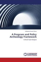 A Program and Policy Archeology Framework