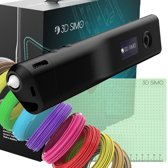 3D Pen 3DSimo MultiPRO | Incl. 12x10m filament, opbergCLIPS, 3dsimo 3dpad!