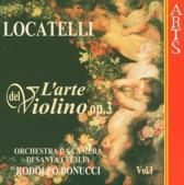 Locatelli: L'Arte Del Violino Op.3 - Vol.1 (Concer