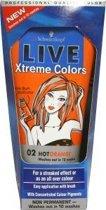 Live Xtreme Colors 02 - Hot Orange