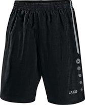 Jako Turin Voetbalshort - Shorts  - zwart - S