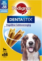 Pedigree Dentastix - Medium - Hondensnacks - 56 Stuks