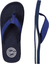 O'Neill Slippers Fm chad structure - Blue Aop W/ Pink Or Purple - 40