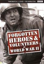 Forgotten Heroes / Forgotten Volunteers (dvd)