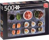 Sushi -Puzzel 500 stukjes