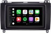 DAB+ Volkswagen Crafter  Carplay en Android auto navigatie autoradio