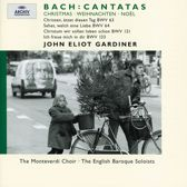 Bach: Cantatas for Christmas / Gardiner, Monteverdi Choir et al