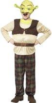 Shrek™ Oger kostuum voor jongens   Verkleedkleding maat 122-128