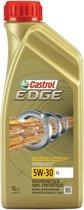 Castrol Edge Titanium FST 5W30 LL - Motorolie - 1L