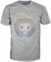 Princess Leia Retro  - Pop! Tee - Funko Pop! T-Shirt