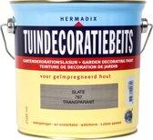 Hermadix Tuindecoratiebeits Transparant 787 Slate - 2.5 l