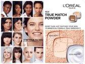 L'Oréal Paris Accord Parfait Make-up Poeder - 5.D/5.W Sabl