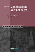 Boom Juridische studieboeken - Grondslagen van het recht Hoofdlijnen