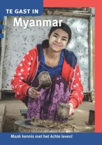 Te gast in pocket - Te gast in Myanmar