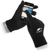 Runtastic, RUNGLS1 Sport Handschoen Small (Zwart)