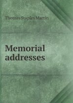 Memorial Addresses