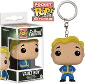 Merchandising Pocket Pop Keychains : Fallout - Vault Boy