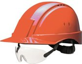 3M PELTOR veiligheidsbril V6E voor veiligheidshelme G2000/G3000, kleurloze schijf, 26g , transparant