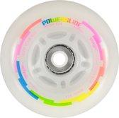 Powerslide Skatewielen Fothon Magic Met Licht 72 Mm 4-delig