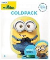 Minions Herbruikbaar ColdPack Gel Set voor Kinderen – 11x14x2cm   Cool pack   Gel pack voor bij Blessures en Pijn   Voor Veilige Effectieve Pijnverlichting van Zwellingen en Blauwe Plekken