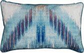 Essenza Sierkussen Nakuru - 30x50 cm - Blue