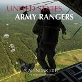 United States Army Rangers Calendar 2017