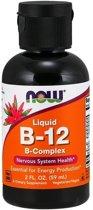 Vitamine B-12 Liquid Now Foods 59ml