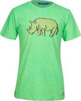 Someone Jongens t-shirts & polos Someone T-shirt groen 128
