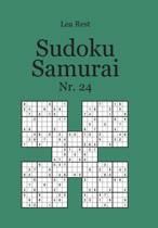 Sudoku Samurai Nr. 24