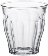 Duralex Picardie glas - 13cl - set van 6