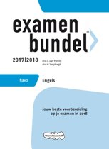 Examenbundel havo Engels 2017/2018