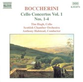 Boccherini: Cello Concertos Vol 1 / Hugh, Halstead, et al