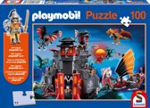 Schmidt Playmobil puzzel Asian Dragon Land 100 stukjes
