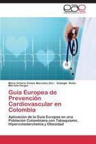 Guia Europea de Prevencion Cardiovascular En Colombia