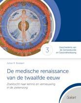 De medische renaissance van de twaalfde eeuw