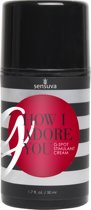 Sensuva G, How I Adore You G-Spot Stimulerende Creme - 50 ml