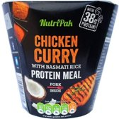 Protein Meal 300gr Chicken Curry