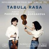 Tabula Rasa: Doppelkonzerte von Vivaldi, Bach, Schnittke, Pärt