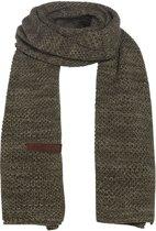 Knit Factory Jazz Sjaal Groen/Olive