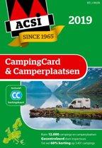 ACSI Campinggids - ACSI CampingCard & Camperplaatsen 2019 set 2 delen