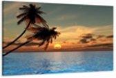 Hawaii - Canvas Schilderij 80 x 60 cm