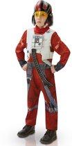 Poe X wing fighter deluxe kostuum voor kinderen Star Wars VII™ Verkleedkleding Maat 146 152